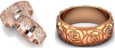 А если, отдав предпочтение красному драгоценному металлу, вы решились на собственные  эксперименты с дизайном обручальных колец, поспешите в ювелирную ... 351ff14aae9
